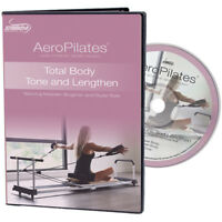 Stamina AeroPilates Total Body Tone & Lengthen DVD (05-9135D)