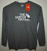 The North Face Fine Alpine Equipment Men's Short Sleeve T-Shirt in Gray L