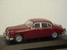 Jaguar MKII Saloon 1959-67 - Minichamps 1:43 in Box *39065