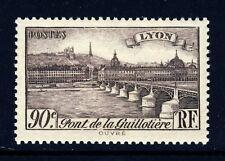 FRANCE . 1939 Bridge of Lyons (395) . Mint Never Hinged