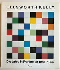 Ellsworth Kelly Die Jahre in Frankreich 1948-1954, Ellsworth Kelly