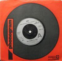 "10cc ~ The Powe Of Love ~ 7"" Single"
