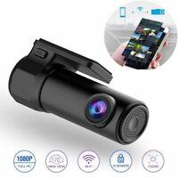 Mini WiFi HD 1080P Dash Cam Car DVR Camera Video Recorder G-sensor Night Vision