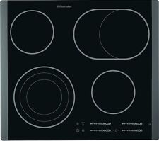 Electrolux EHS60210P 60cm Touch Control Electric Hob in Black