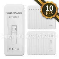 [Hera] White Program Effector 1ml x 10pcs (10ml) Whitening Essence Serum