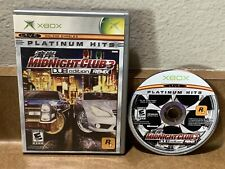 Midnight Club 3: DUB Edition Remix - Platinum Hits (Microsoft Xbox, 2006) Game !