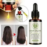 Natural Hair ReGrowth Serum Hair Care Essential Oil Care Treatment Hair Salon