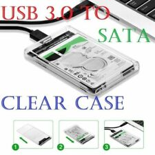 More details for usb 3.0 to sata hard drive enclosure caddy case for 2.5