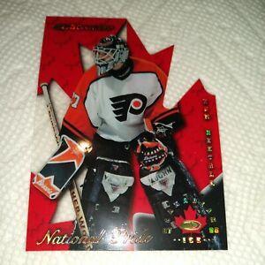 Ron Hextall 1997 Donruss NATIONAL PRIDE #26 Philadelphia Flyers ***1019/1997***