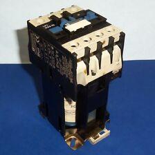 TELEMECANIQUE 24VDC COIL 40A CONTACTOR LP1 D2510