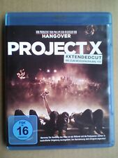 Project X, Blu-Ray, gebraucht