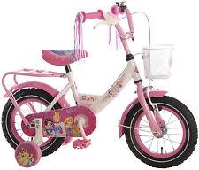 Kinderfahrrad Disney Princess 12 Zoll + Stützräder Fahrrad Kinderrad Prinzessin