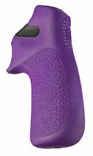 Hogue Ruger LCR Tamer Cushion Grip Purple Rubber w/No Finger Grooves # 78036 New