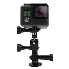 3 Wege 360° Kugelkopf CNC Adapter für GoPro Hero Mount Halterung Zubehör Halter