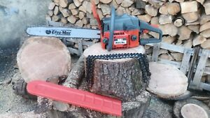 Oleo Mac 951 Vintage Pro Chainsaw with Genuine Guide Bar & Stihl Chain Fabulous