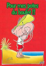 CPM - DELO - Pour Mes potes du Boulot !! - P. CHAM -Postcard - cartolina