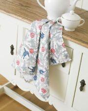 William Morris Trellis Floral Cotton Tea Towel