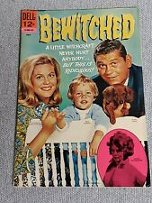 BEWITCHED JUL 1967 #10 DELL COMIC BOOK