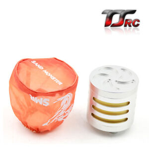 Air Filter with Cover or Orange Air Filter Cover for 1/5 HPI Losi GoPed FG RV