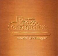 BRASS CONSTRUCTION - THE BEST OF BRASS CONSTRUCTION: MOVIN' & CHANGIN' NEW CD