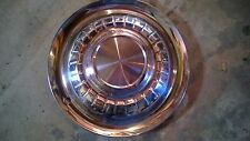 """1955 55 Plymouth Belvedere Savoy 15"""" HUBCAP WHEEL COVER"""