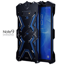 Shockproof Metal Protective Bumper Mobile Case Cover for Samsung Galaxy Note 9