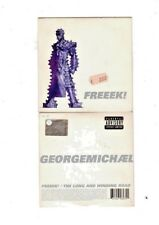 GEORGE MICHAEL - FREEK / THE LONG AND WINDING ROAD - CDS