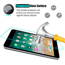 """For Apple iPad 9.7"""" 2017/2018/5th/6th Gen Tempered Glass Screen Protector Film"""