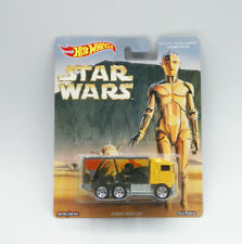 HOT WHEELS STAR WARS C3PO HIWAY HAULER RALPH McQUARRIE 2016 NEW FREE SHIPPING