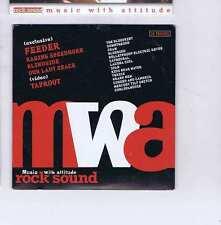 FEEDER / RAGING SPEEDHORN / BLINDSIDE + ROCK SOUND CD Vol. 42