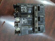 Siemens Ite Q360, 60 Amp, 240 Volt, 3 Pole, Circuit Breaker