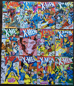 X-Men Volume 2 (1991-1997) Individual Issues
