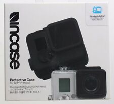 NEW Incase CL58072 Protective Case GoPro Hero 3 4 Digital Camera BLACK