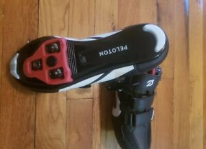 Peloton Cycling Shoes Size 45 With Cleats