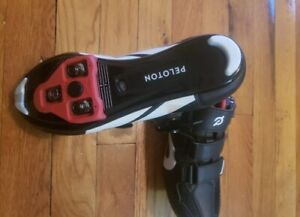 Peloton Cycling Shoes Size 38 With Cleats