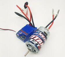 Traxxas XL5 Speed Controller + Traxxas Titan 12t Motor Brushed  OZRC