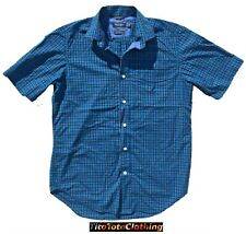 Nautica Mens Classic Fit/Wrinkle Resistant Shirt | Size Medium | RRP $110