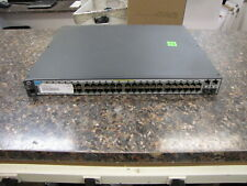 Hp J9627A 2620-48 PoE+ 48-Port Managed Switch