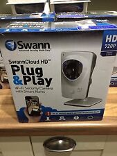 Swann Cloud HD Indoor Wi-Fi Wireless Security Camera w/ Audio SWADS-456CAM
