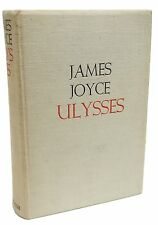Ulysses First American Edition James Joyce Classic 1934 Rare Book 1st Printing
