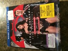 BATMAN V VS SUPERMAN DAWN OF JUSTICE - BLU RAY SIZE  - SLIP COVER ONLY! NO DISC