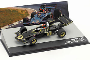 Emerson Fittipaldi Lotus 72D #8 Winner Großbritannien GP Formel 1 1972 1:43 Alt