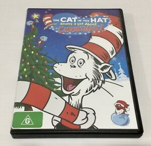 The Cat In The Hat Knows A Lot About Christmas! DVD