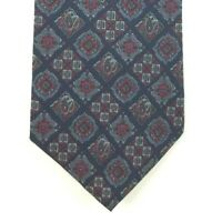 Vintage Christian Dior Tie 100% Woven Imported Silk Men's Necktie