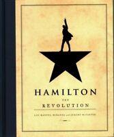 Hamilton: the Revolution, Hardcover by Miranda, Lin-Manuel; Mccarter, Jeremy,...