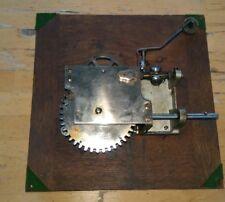 Doppelfeder Grammophon  Laufwerk Motor mit Hardware