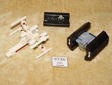 LEGO Sets: Star Wars: 4484-1 X-wing Fighter & TIE Advanced - Mini (2003) 100%