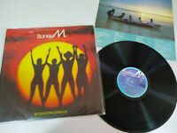 "Boney M Boonoonoonoos 1981 Ariola Spain Edition - LP vinyl 12 "" VG/VG"