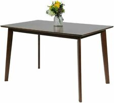 Wooden Dining Table Breakfast Kitchen Room Home Furniture