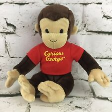 Gund Curious George Plush Classic Story Book Character Stuffed Animal Toy